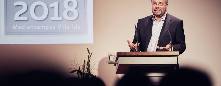 Künstliche Intelligenz trifft menschliche Intelligenz –10. Jahrgang New Media Journalism