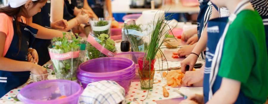 Gesunde Ernährung –Ein Buch für die ganze Familie